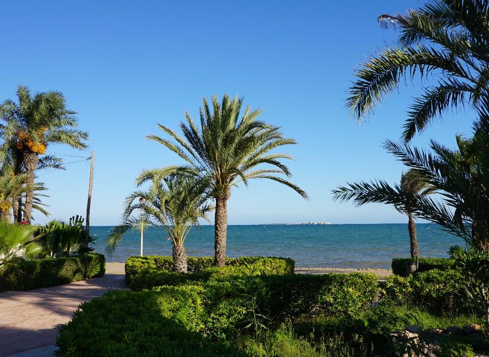 Klima an der Costa Blanca
